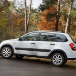 LADA KALINA CROSS 1.6 16V AIRCO, BLUETOOTH, STOELVERWARMING